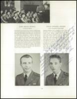 1959 McDonogh High School Yearbook Page 142 & 143