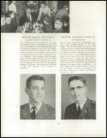 1959 McDonogh High School Yearbook Page 154 & 155