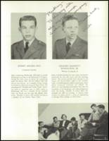 1959 McDonogh High School Yearbook Page 156 & 157