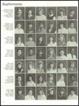 1988 McGavock High School Yearbook Page 82 & 83