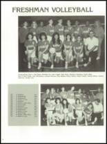 1988 McGavock High School Yearbook Page 124 & 125