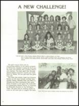 1988 McGavock High School Yearbook Page 130 & 131