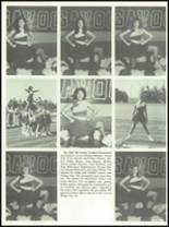 1988 McGavock High School Yearbook Page 134 & 135