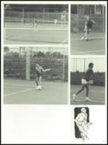 1988 McGavock High School Yearbook Page 154 & 155