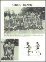 1988 McGavock High School Yearbook Page 160 & 161