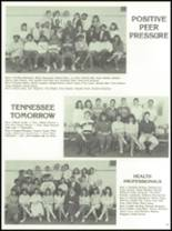 1988 McGavock High School Yearbook Page 184 & 185