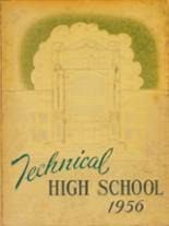 1956 Yearbook Trimble Technical High School