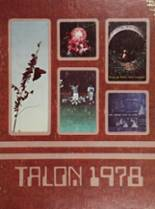 1978 Yearbook Pine Forest High School