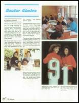 1991 Selma High School Yearbook Page 20 & 21