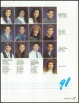 1991 Selma High School Yearbook Page 32 & 33