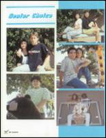 1991 Selma High School Yearbook Page 34 & 35