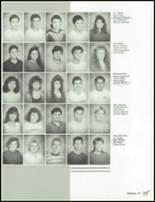 1991 Selma High School Yearbook Page 54 & 55