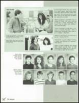 1991 Selma High School Yearbook Page 58 & 59