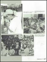1991 Selma High School Yearbook Page 76 & 77