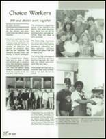 1991 Selma High School Yearbook Page 98 & 99