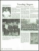 1991 Selma High School Yearbook Page 108 & 109