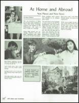 1991 Selma High School Yearbook Page 110 & 111