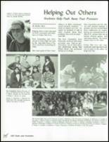1991 Selma High School Yearbook Page 112 & 113