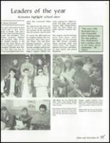 1991 Selma High School Yearbook Page 114 & 115