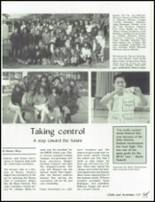 1991 Selma High School Yearbook Page 116 & 117
