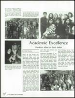 1991 Selma High School Yearbook Page 120 & 121