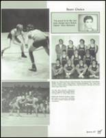 1991 Selma High School Yearbook Page 140 & 141