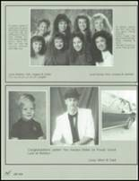 1991 Selma High School Yearbook Page 162 & 163