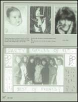 1991 Selma High School Yearbook Page 166 & 167
