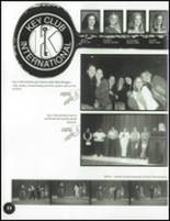 2003 Athens High School Yearbook Page 22 & 23