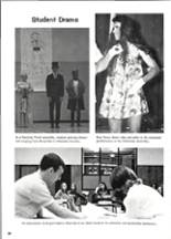 1969 Trinity High School Yearbook Page 32 & 33