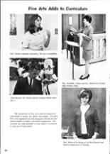 1969 Trinity High School Yearbook Page 64 & 65