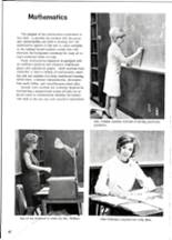 1969 Trinity High School Yearbook Page 66 & 67