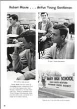 1969 Trinity High School Yearbook Page 84 & 85