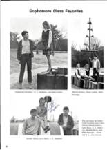1969 Trinity High School Yearbook Page 86 & 87