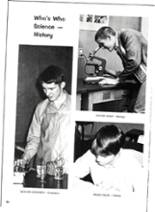 1969 Trinity High School Yearbook Page 90 & 91