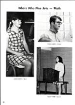 1969 Trinity High School Yearbook Page 92 & 93