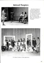 1969 Trinity High School Yearbook Page 118 & 119