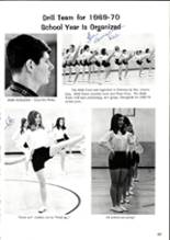 1969 Trinity High School Yearbook Page 124 & 125