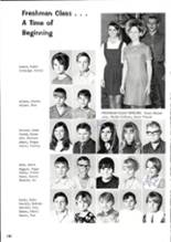 1969 Trinity High School Yearbook Page 158 & 159
