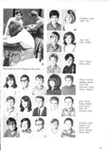1969 Trinity High School Yearbook Page 164 & 165