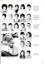 1969 Trinity High School Yearbook Page 166 & 167