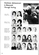 1969 Trinity High School Yearbook Page 170 & 171