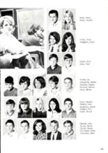 1969 Trinity High School Yearbook Page 174 & 175