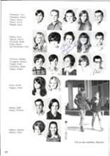 1969 Trinity High School Yearbook Page 176 & 177