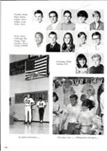 1969 Trinity High School Yearbook Page 178 & 179