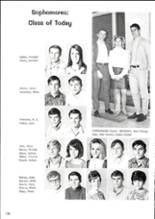 1969 Trinity High School Yearbook Page 180 & 181