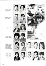 1969 Trinity High School Yearbook Page 184 & 185