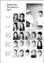 1969 Trinity High School Yearbook Page 190 & 191