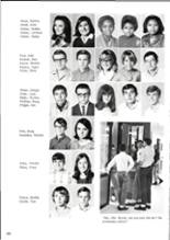 1969 Trinity High School Yearbook Page 192 & 193