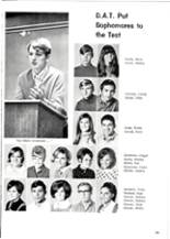 1969 Trinity High School Yearbook Page 194 & 195